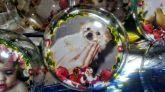 Bola de Natal Personalizadas - 85 unidades