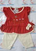 Conjunto Camiseta com Calça - Estrelado - Tam. M