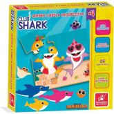 Quebra-Cabeça Progressivo Club Shark