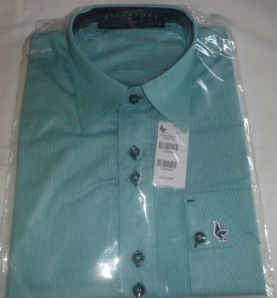 9732b0246206f Camisa Social Christian Salvatory - DAS Importados Original 2014 ...