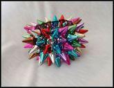 Pulseira de Spikes Master Colors