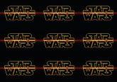 Papel Arroz Stars Wars Faixa Lateral A4 007 1un
