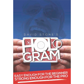 Hologram Blue (DVD and Gimmick) by David Stone #1299