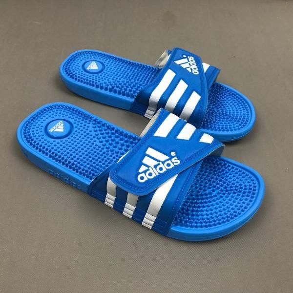 19adf2cbd9d Chinelo Adidas Adissage Azul Claro - Outlet Ser Chic
