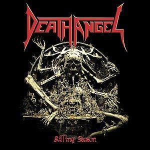 Box - Death Angel - Killing Season (+DVD)