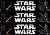 Papel Arroz Stars Wars Faixa Lateral A4 008 1un