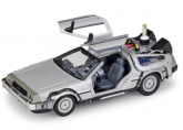 Delorean Time Machine  18 cm