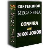 SUPER CONFERIDOR MEGA SENA
