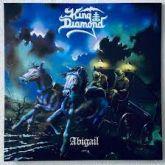 LP 12 - King Diamond – Abigail Nacional 180 gramas