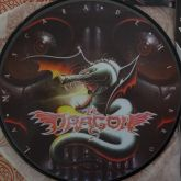 EL DRAGON - La Mascara de Hierro (LP) Picture Disc