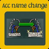 Acc Name Change [275 Tibia Coins]