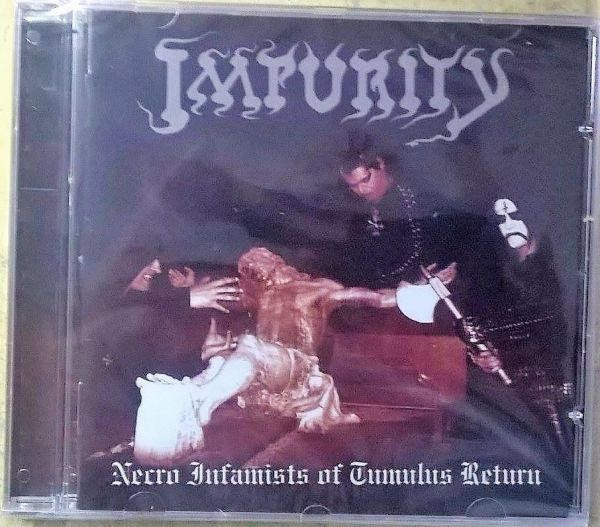 CD - Impurity - Necro Infamists Of Tumulus Return