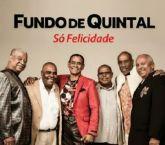 CD FUNDO DE QUINTAL - SÓ FELICIDADE