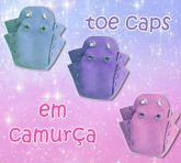 Toe Cap Camurça
