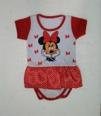 Body com saia Minnie - Tam. G