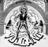 "EP 7 ""- Vulcano - Om Pushne Namah - Peça Unica"