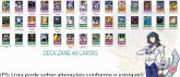 Deck Zane Truesdale 40 Cartas