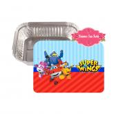 Marmitinha personalizada Super Wings
