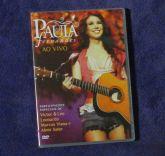 Musical Paula Fernandes - Ao Vivo (DVD) - USADO