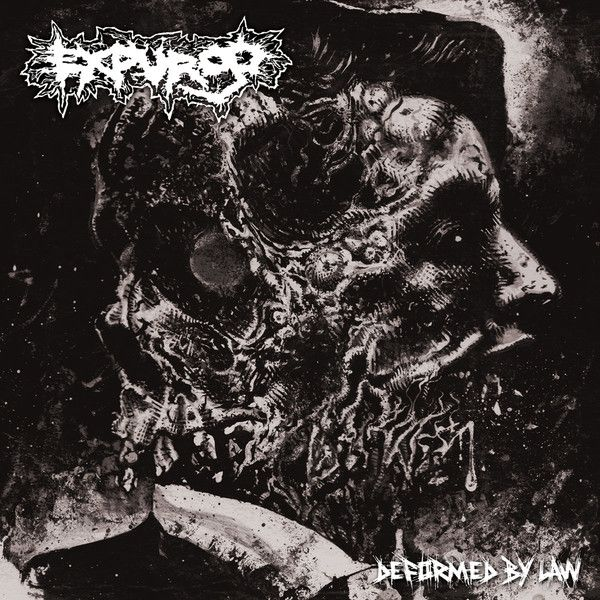 Expurgo – Deformed By Law - Digipack