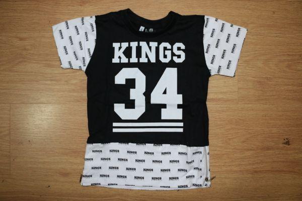Camiseta Kings 34. inf. - Loja de Elnshop d7337be96a8