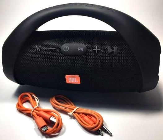 Caixa de Som estilo JBL BOOMS BOX MINI