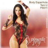 BODY PIMENTA SEXY ESPANHOLA