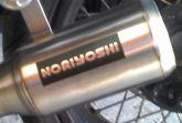 ESCAPAMENTO PONTEIRA LINK PIPE DUCATI PANIGALE 1199 GP NORIYOSHI RACING