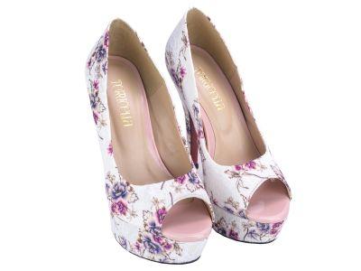 Sapato Meia Pata (Ref: 35.815NG)