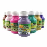 Tinta pva fosca para artesanato True Colors 100ml