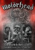 """Motorhead - """"The Wörld Is Ours - Vol. 1: Everywhere Further Than Everyplace Else"""" DVD Nacional!!!"""