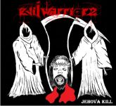EVIL WARRIORZ - JEHOVA  KILL  - CD Demo