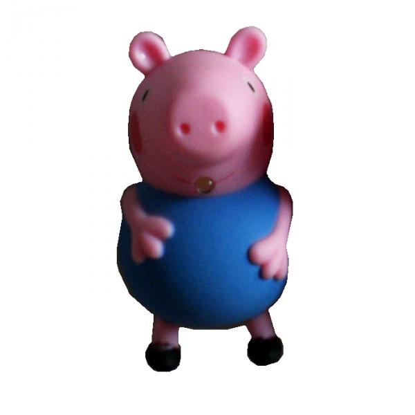 Kit com 12 Chaveiros da Peppa Pig