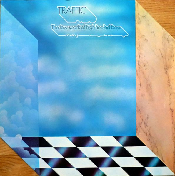 LP 12 - Traffic-The Low Spark of High-heeeled Boys