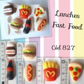 Lanches, Fast Food