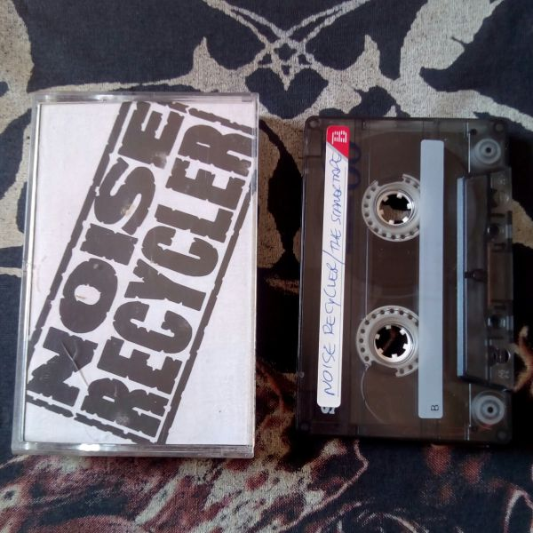NOISE RECYCLER - The Scanner Tape