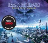 CD Iron Maiden – Brave New World (Digipack)
