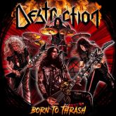 -CD Destruction - Born to Thrash: Live in Germany