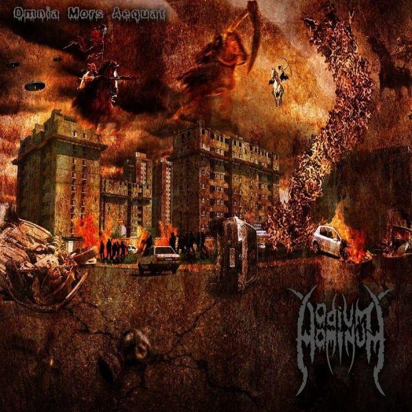 CD Odium Hominum – Omnia Mors Aequat