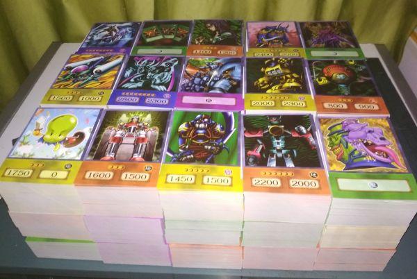 Lote 580 Cartas