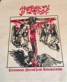 IMPIETY- Ceremonial Necrochrist Redesecration  - patch