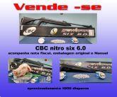 VENDIDA Nitro six 6.0