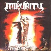 CD - Impurity - The Lamb's Fury slicpase e adesivo