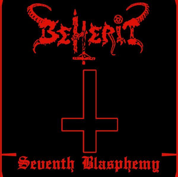 CD Beherit – Seventh Blasphemy