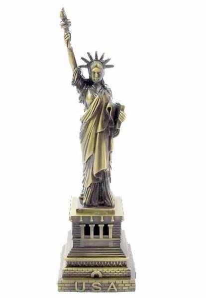 .Estátua da Liberdade 16cm