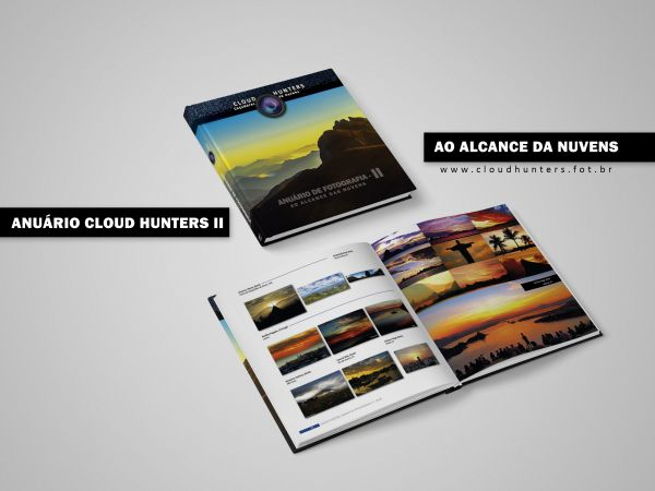 PACK 1 - ANUÁRIO CLOUD HUNTERS II