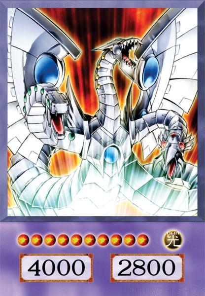 Dragão Final Cibernético - Cyber End Dragon