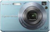 Câmera Sony Cyber Shot W120 7.2 Mega Pixels