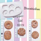 Biscoitinhos (5 unidades) Cód 1109