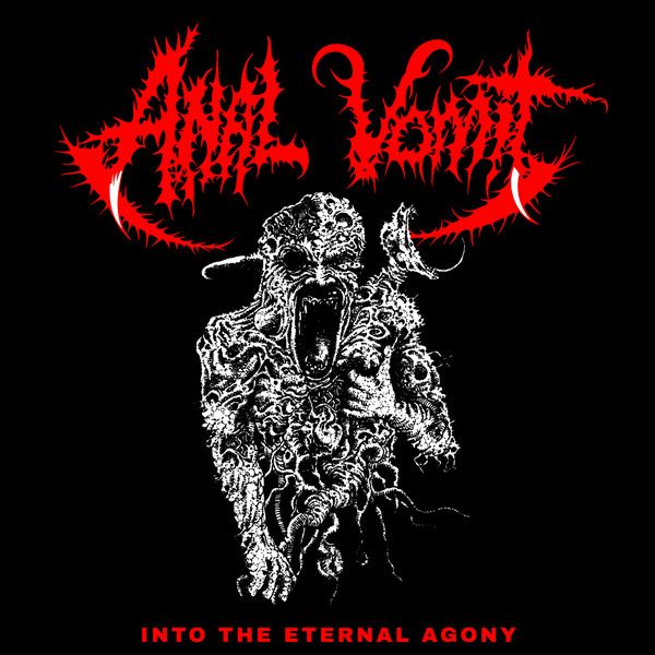 ANAL VOMIT - Into The Eternal Agony - LP (Gatefold, A2 Poster)